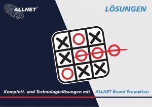 Komplett- und Technologielösungen mit ALLNET Brand Produkten