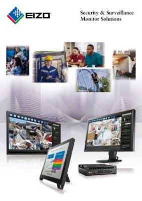 EIZO Security & Surveillance Monitor Solutions