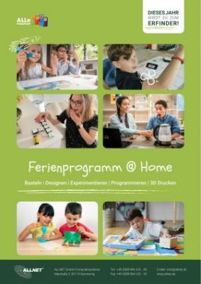 Ferienprogramm @ Home