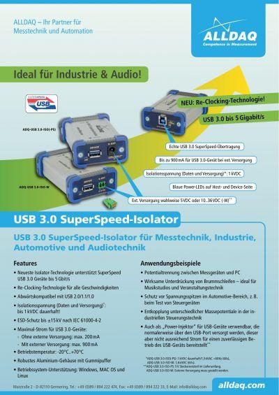 ALLDAQ USB 3.0