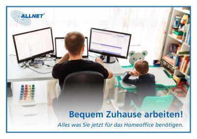 Home Office - Bequem Zuhause arbeiten!