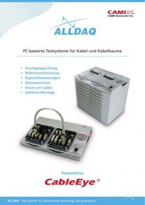 ALLDAQ CableEye Broschüre