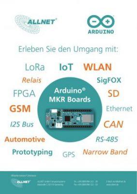 Arduino MKR Boards