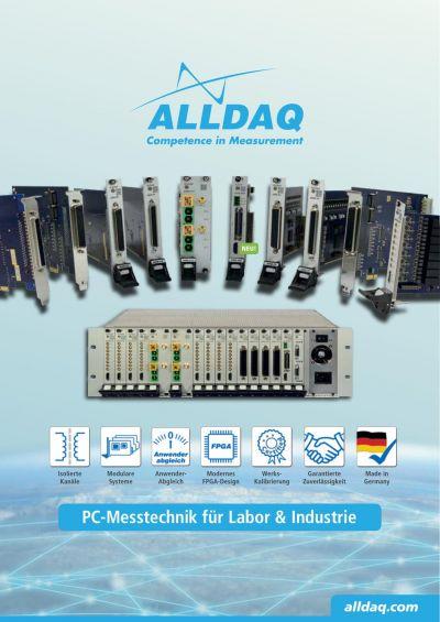 ALLDAQ Broschüre
